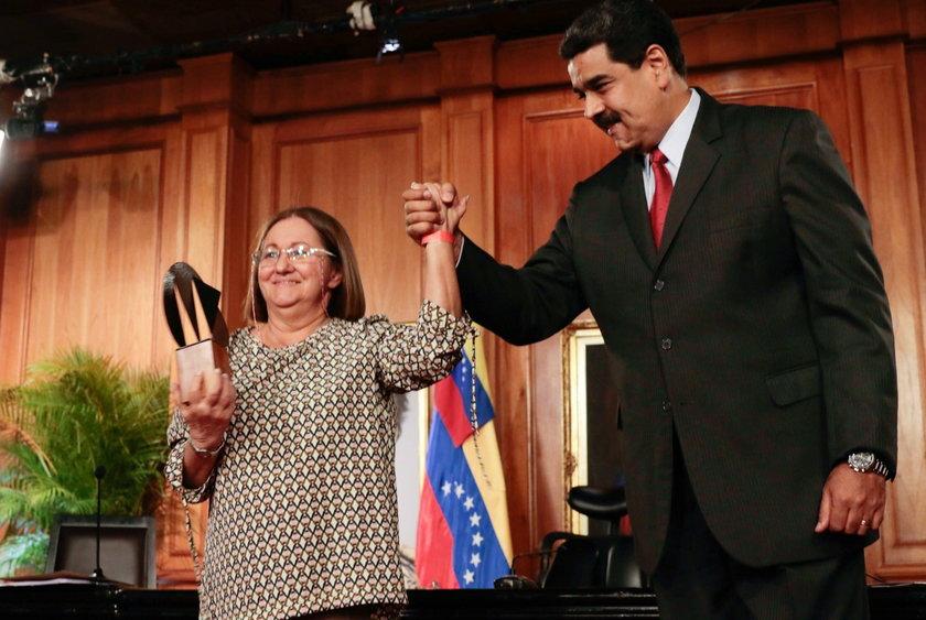 Wenezuela. Próba zamachu stanu na rząd Nicolasa Maduro
