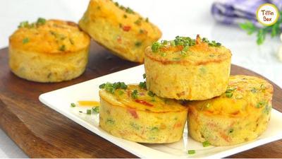 DIY Recipes: How to make Egg muffins
