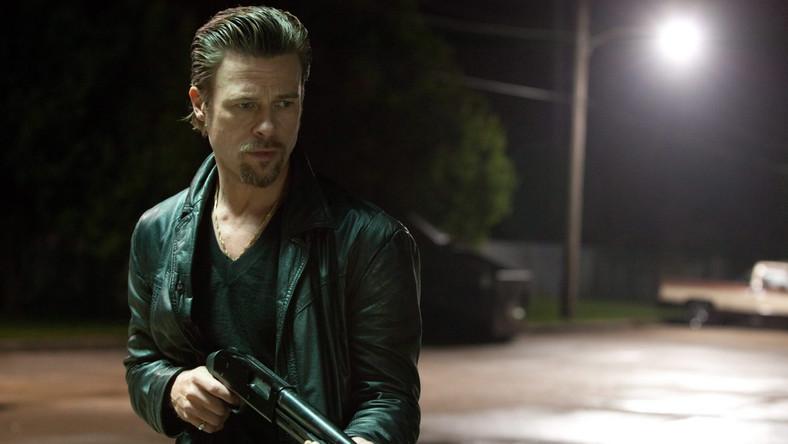 Brad Pitt zabija z łatwością