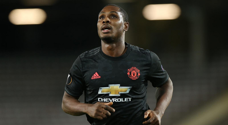Odion Ighalo and his Manchester United teammates to give 30% of their monthly wages to health workers in the UK
