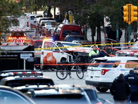 6d557341da20 Według najnowszych informacji jakie podają amerykańskie media sprawcą  zamachu w Nowym Jorku był 29-letni Uzbek Sajfullo Sajpow