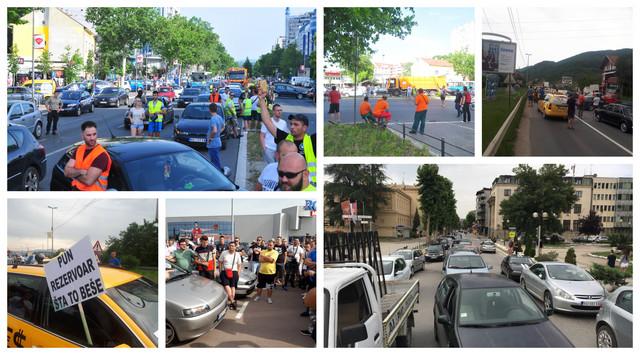 Blokada saobraćaja