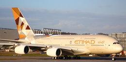 Pilot zawrócił, by dziadkowie pożegnali umierającego wnuczka