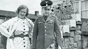 """Fragment: """"Żony SS-manów. Kobiety w elitarnych kręgach III Rzeszy"""" Gudrun Schwarz"""