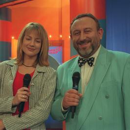 """Kiedyś gwiazdy TV, a dziś? Tadeusz Drozda i kultowe """"Śmiechu warte"""""""