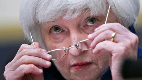 Janet Yellen nie zaskakuje. Fed podwyższa stopy procentowe