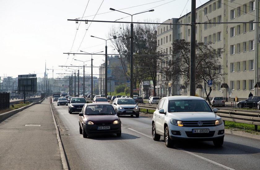 Od piątku 26 kwietnia do niedzieli 28 kwietnia utrudnienia na Morskiej w Gdyni