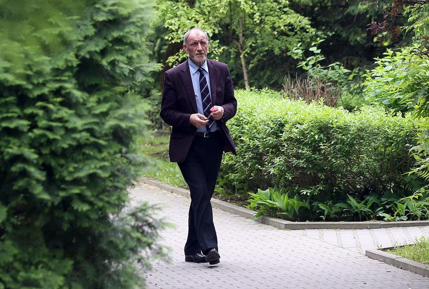 Prof. Jan Tadeusz Duda