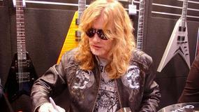 Lider Megadeth nalega na powrót Wielkiej Czwórki Thrash Metalu