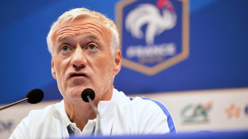 Didier Deschamps na pewno da zdebiutować Kylianowi Mbappe