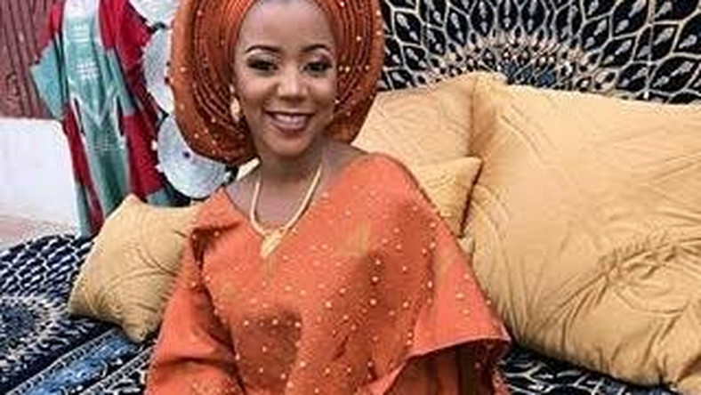 Emir of Kano's daughter, Fulani Siddika at her Kunshi ceremony ahead of Dec, 2016 wedding