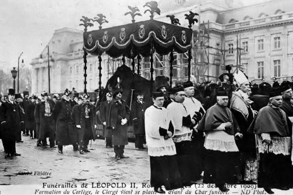 Sahrana Leopolda II