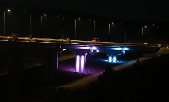 Na mostu Vrla se radi i noću
