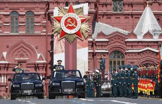 Defilada w Moskwie. Putin: Tylko razem możemy obronić świat przed nowymi zagrożeniami