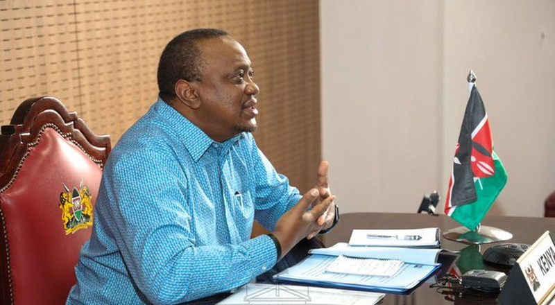 No new Projects will be initiated - Uhuru tells Cabinet amid new strict orders
