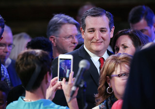 Superwtorek w USA: Republikanin Cruz wygrywa w Teksasie i niespodziewanie Oklahomie
