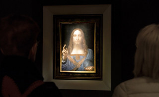 Padł rekord ceny. Obraz Leonarda da Vinci sprzedany