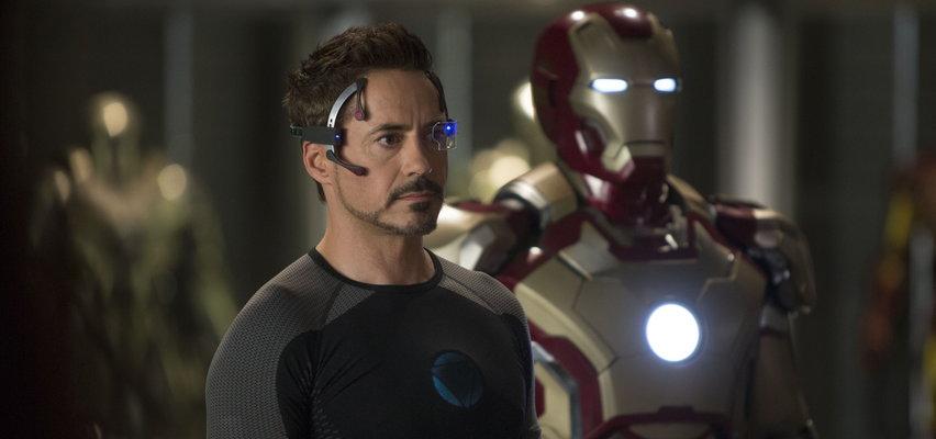 Iron Man 3.Chcą zabić prezydenta i pokazać to na żywo w telewizji