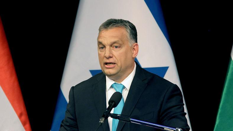 Na deklarację Victora Orbana (na zdjęciu) zareagował przewodniczący Bundestagu