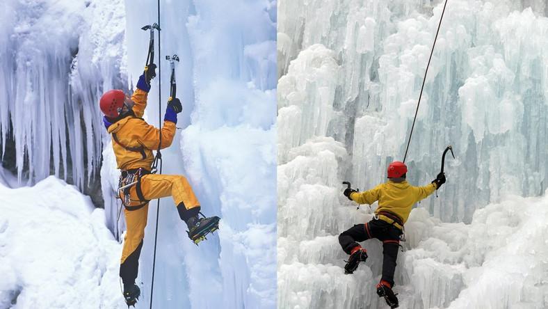 Wspinaczka lodowa