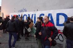 Novi Sad, protest, foto Blic