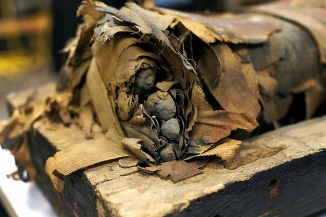 Ogotovo savršeno očuvana mumija četrnaestogodišnjeg dečaka Minirdisa
