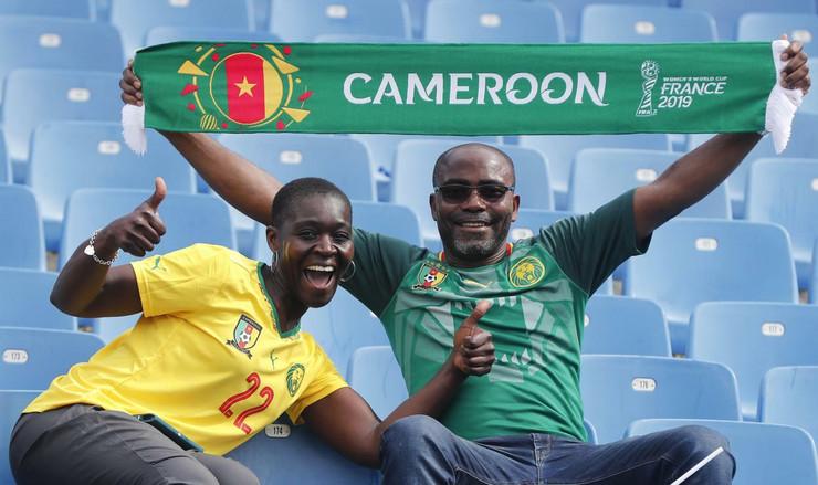 Fudbalska reprezentacija Kameruna