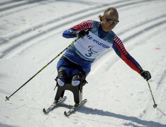 Endrju Soul pobednik  u disciplini sprint u kroskantri skijanju