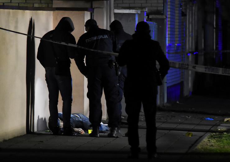 Novi Sad373 ubistvo salajka uvidjaj policije mrtvo telo les foto Nenad Mihjalovic