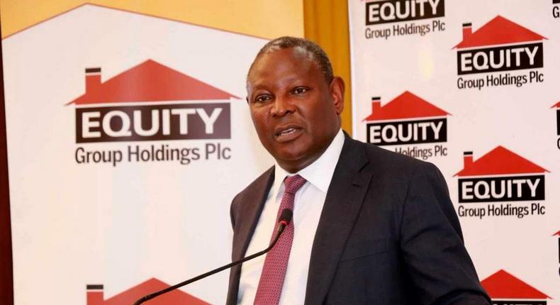 James Mwangi Equity CEO