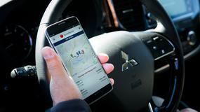Mitsubishi zacznie monitorować styl jazdy kierowców