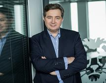 Brunon-Bartkiewicz, prezes banku ING Bank Ślaski