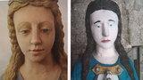 Awantura o figurkę Maryi. Po renowacji właściciel nie mógł poznać dzieła