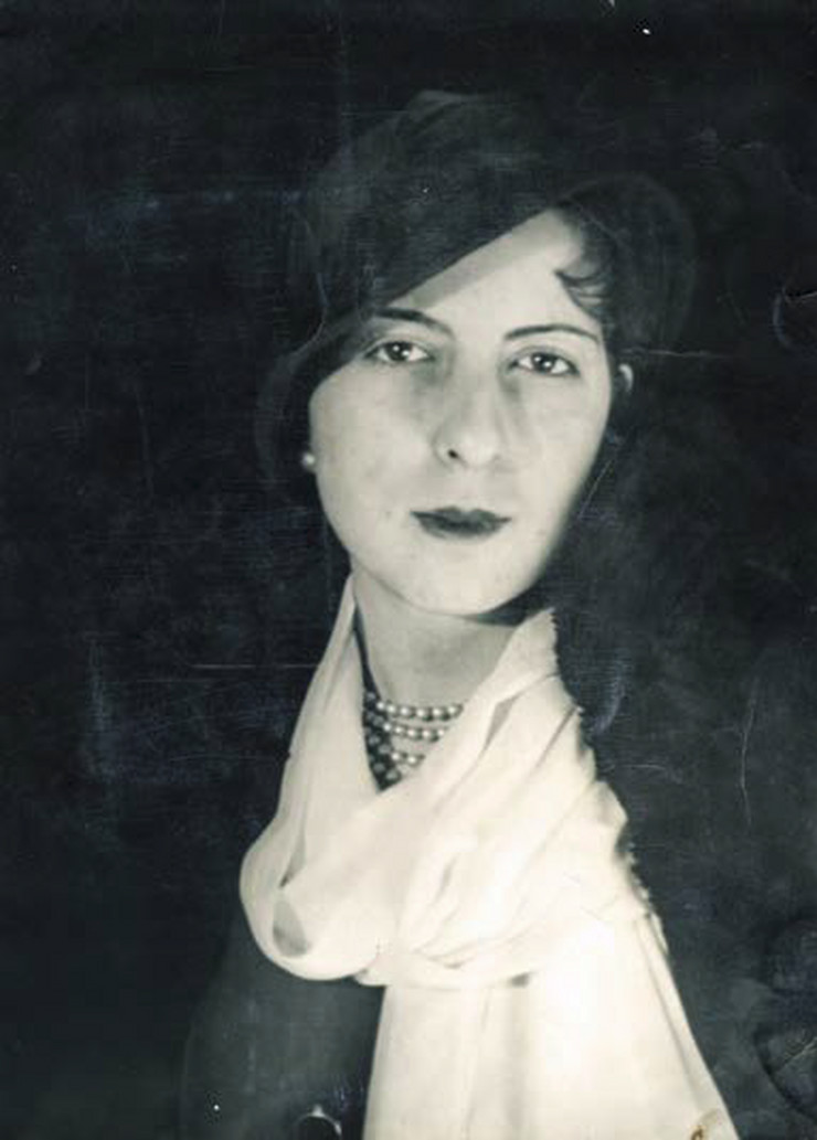 Milena Pavlović Barili u Parizu 1932, Fondacija Milenin Dom