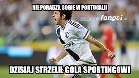 Liga Mistrzów: Legia Warszawa wygrała ze Sportingiem - memy po meczu