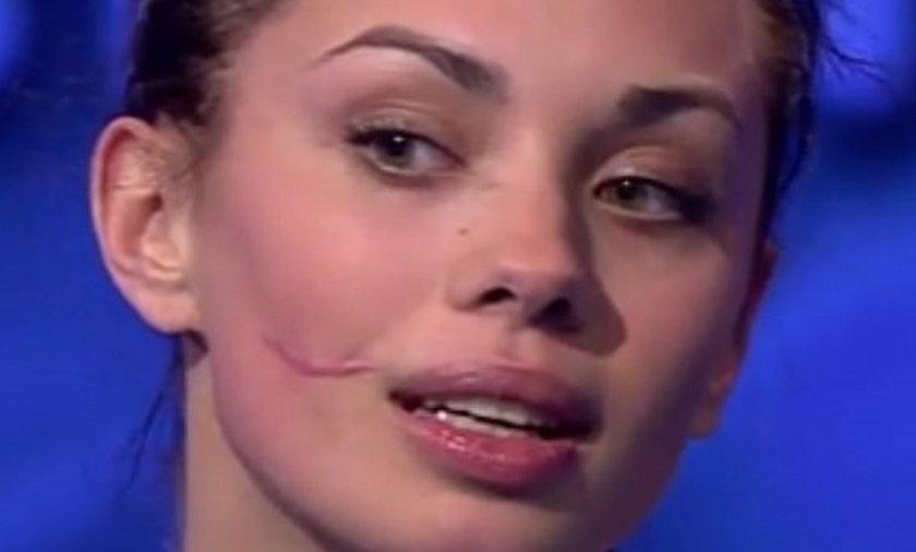 Ania Koryto w Top model