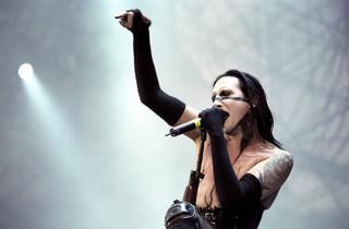 Nakaz aresztowania Marilyna Mansona