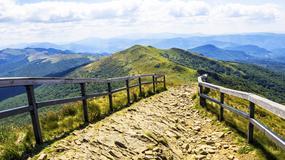Bieszczady - najpiękniejsze szlaki