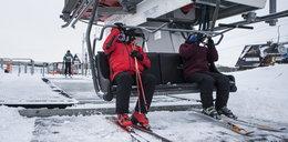 Zdjęcia zbuntowanych ośrodków narciarskich. Rząd zapowiada, że nie zostawi tak tej sprawy