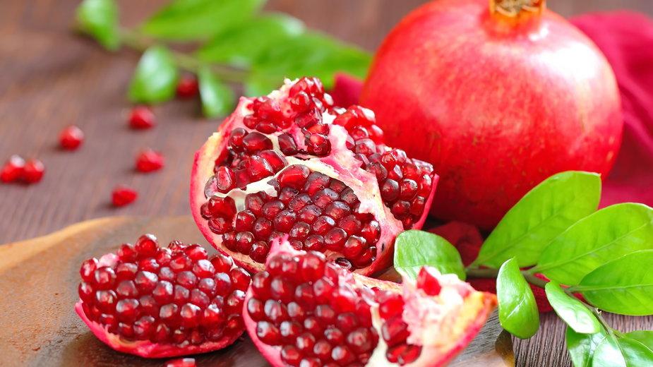 Owoce granatu mają wiele właściwości odżywczych oraz mnóstwo witamin - lisa870/stock.adobe.com