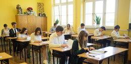 Egzamin po raz przedostatni