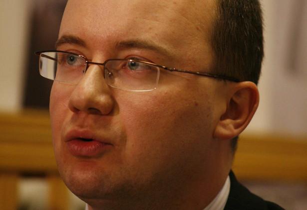 Adam Bodnar, nowy rzecznik praw obywatelskich