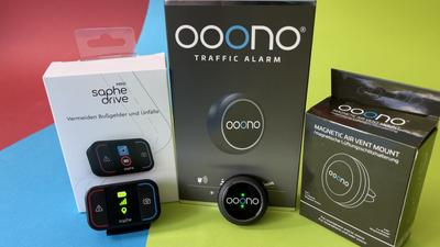 Ooono, Saphe & Co.: Was taugen Blitzerwarner mit App-Anbindung ab 40 Euro?