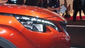 Peugeot 3008 - model kończy z grzecznym wyglądem (Targi Paryż 2016)