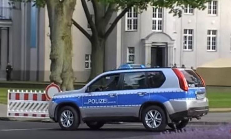 Policija Nemacka