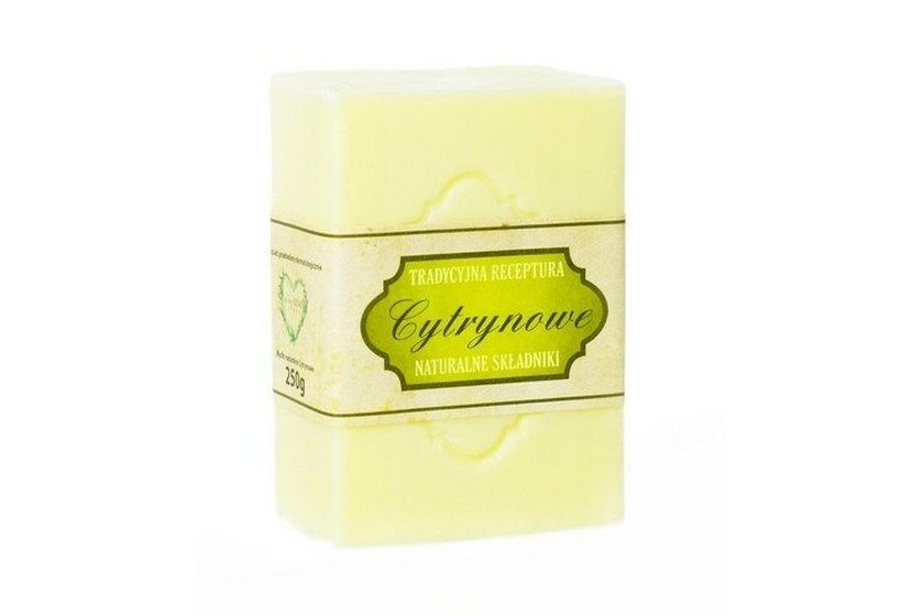 The Secret Soap Store Mydło naturalne z Cytryną 250g
