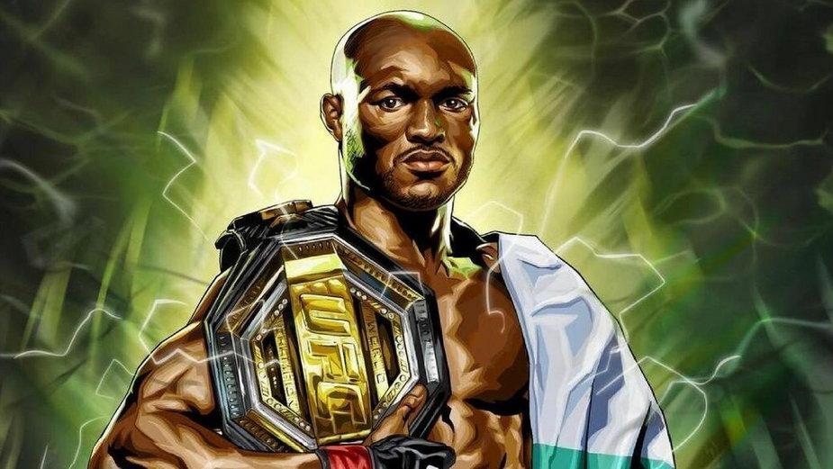 Kamaru Usman nowym liderem rankingu UFC bez podziału na kategorie wagowe