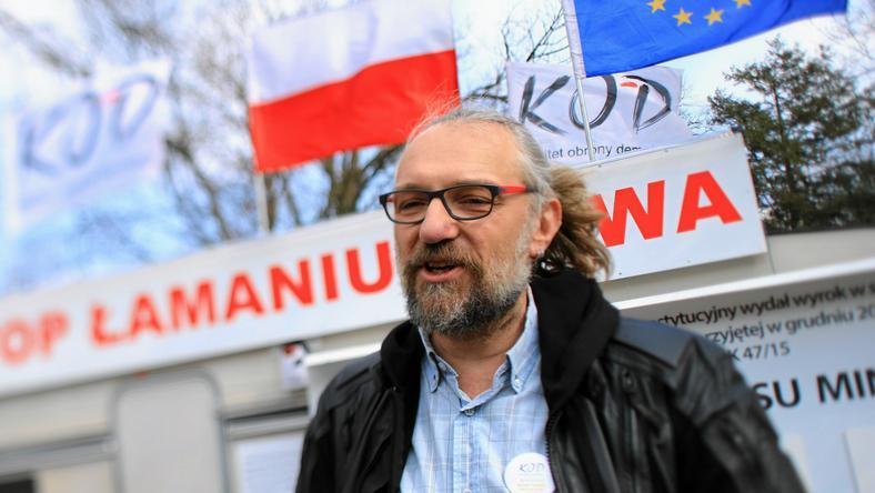 Kijowski w lipcu oficjalnie odszedł z Komitetu Obrony Demokracji