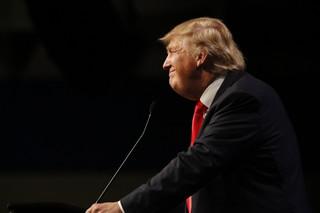 Donald Trump 11 listopada złoży wizytę w Paryżu, bo 'parada w Waszyngtonie byłaby za droga'