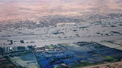 Sudan pleads for aid to tackle devastating floods